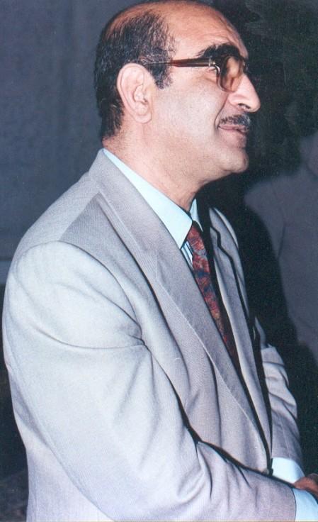 Mohammed Abed Al-Jbri